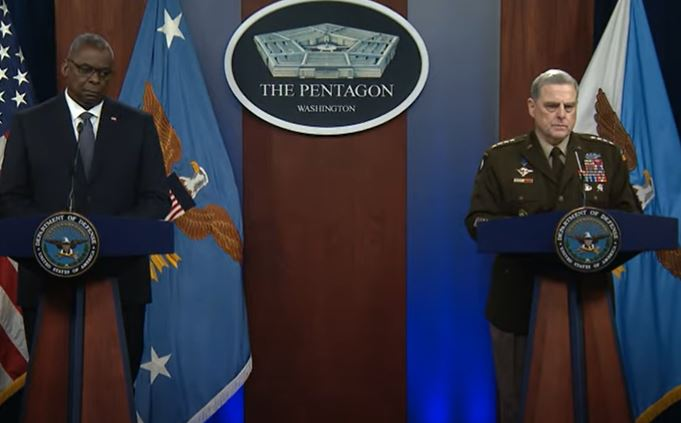 Former police chief: After Afghanistan fiasco, it's time to fire entire team of national defense, state, national security leaders