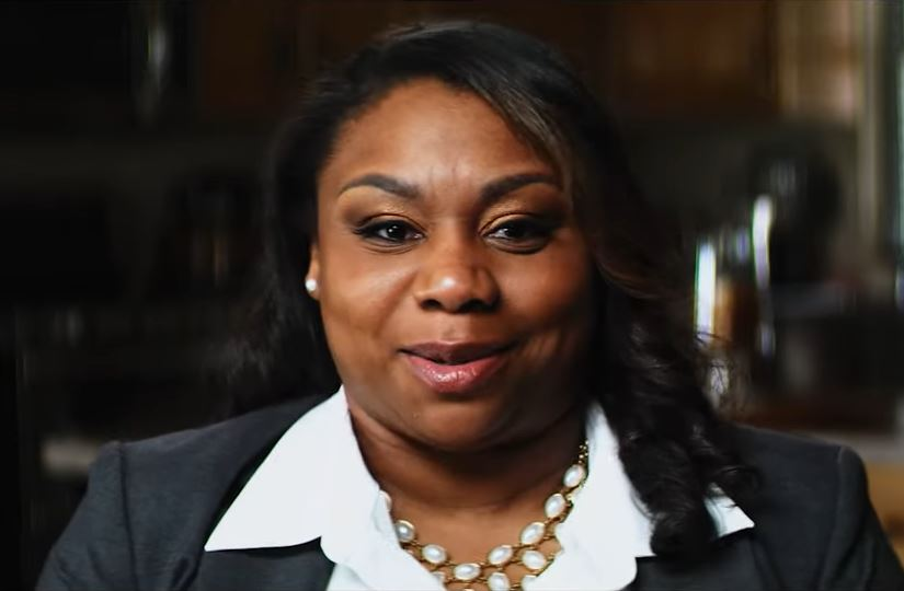 Democratic Senate candidate charged with embezzlement and fraud