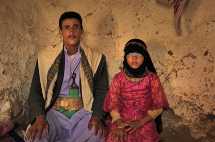 """Blinken confirms that child brides have been evacuated (trafficked) to the U.S. with old Afghan """"husbands"""""""