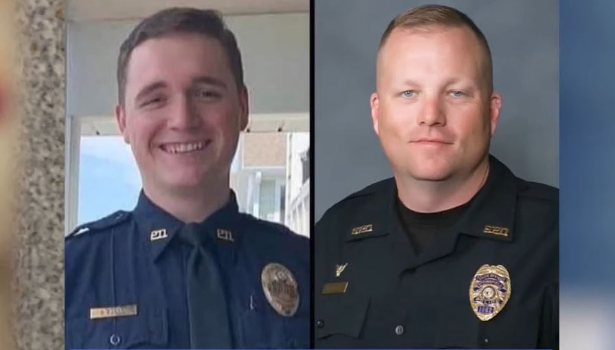 Kidney of fallen Missouri officer given to another police officer