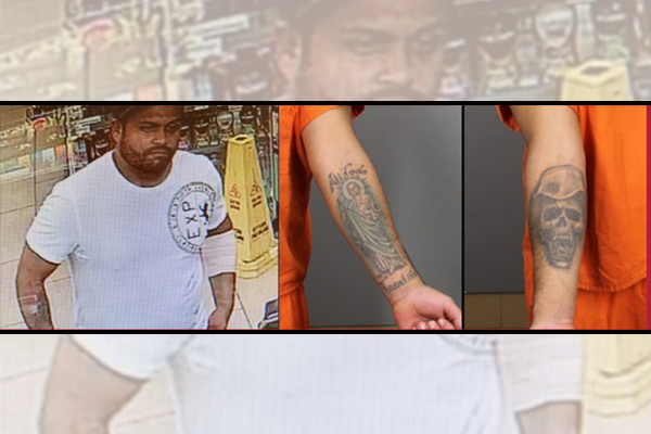 Search underway for suspect who shot officer at least three times then escaped - here's who police are looking for
