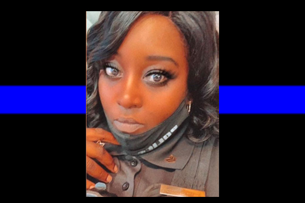 Metro Special Police officer, a mother of four and young grandma, murdered - killer on the run