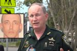 """FL sheriff to armed homeowners who encounter suspect wanted for killing cop: """"Blow him out the door"""""""