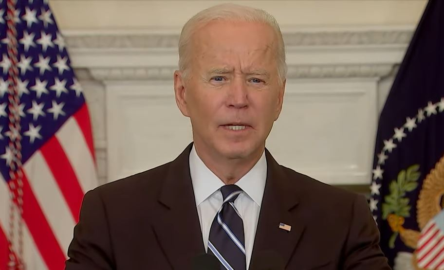 """CNN poll: 2% of those polled think America is doing """"very well"""" under Biden"""