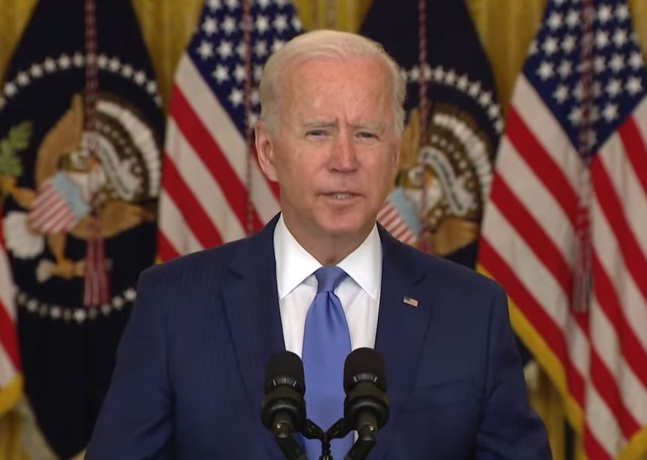 """Biden calls illegal immigrants """"brave"""" during released video on Citizenship Day"""