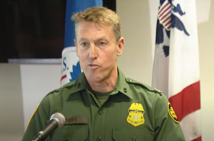 Former border patrol chief fired by Biden issues dire warning on open border and terrorists sneaking into America