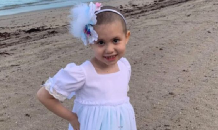"""6-year-old girl with stage 4 cancer has an """"adventure list"""" she'd like to embark upon"""