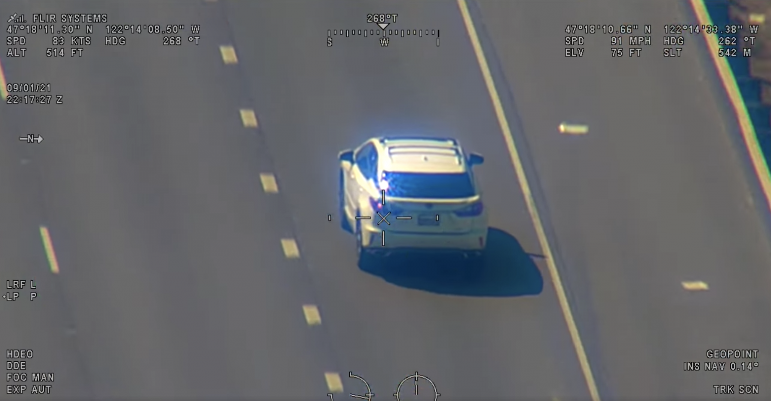 Watch: Police don't chase stolen vehicle, let criminal get away thanks to new police reform laws