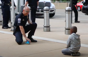 DC officer forced to shoot suspect who kidnapped him after first injuring two other cops