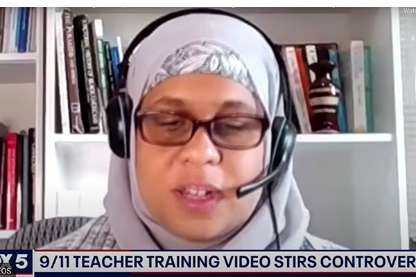 """""""Teacher training video"""" says 9/11 school lessons should avoid """"placing blame"""" and calling attackers """"terrorists"""""""