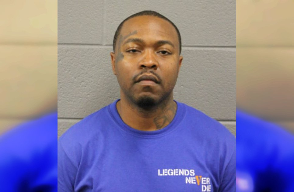 Suspect out on bail for murder allegedly found with gun a second time while on bond