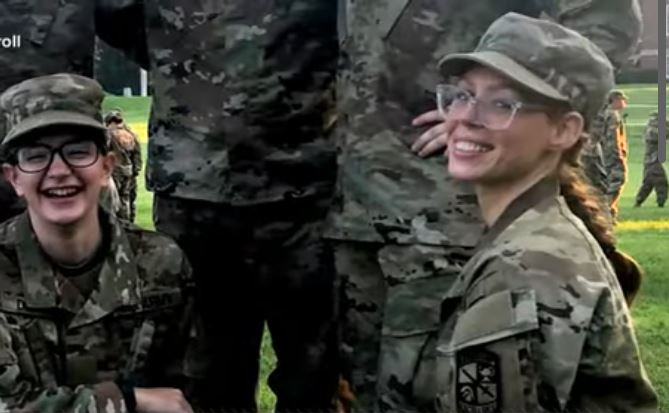 Democrats sneak provision into Defense Authorization Funding Bill to make women register for the draft