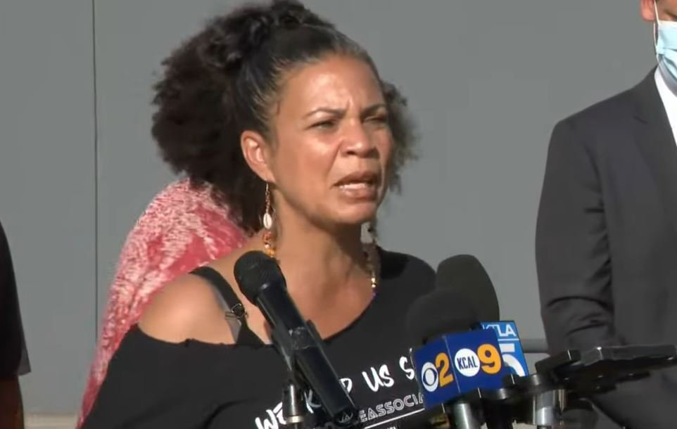 """L.A.-based BLM leader endures another """"swatting"""" episode after suing police over previous incident"""