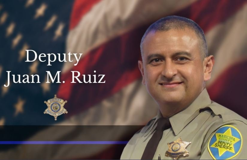 Maricopa County deputy's organs to be donated after dying from suspect beating