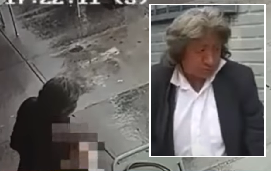 Video: Homeless woman chokes 16-year-old girl from behind in NYC