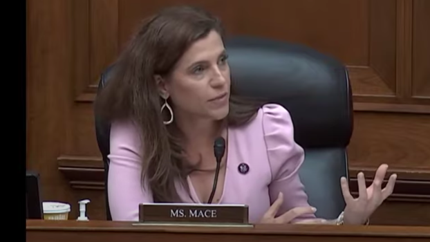 'Excusing violence': Rep. Mace reports FBI not tracking domestic terrorism by Antifa, Black Lives Matter