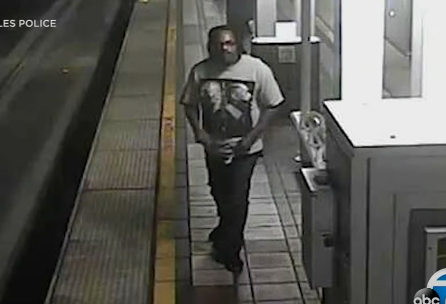 LAPD arrest man accused of raping a teen girl after following her from the train