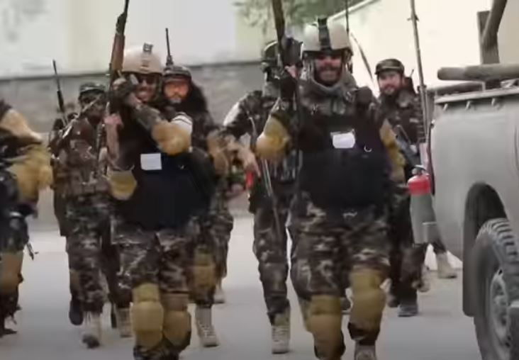 Report: Taliban selling abandoned US military weapons to Afghan gun dealers