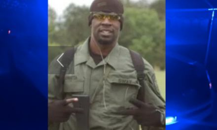 In Memoriam Agent Cadet Immanuel Washington