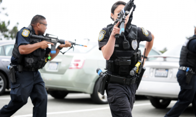 Information Will Stop an Active Shooter Incident