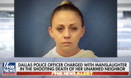 Dallas officer parked on wrong floor before tragic shooting