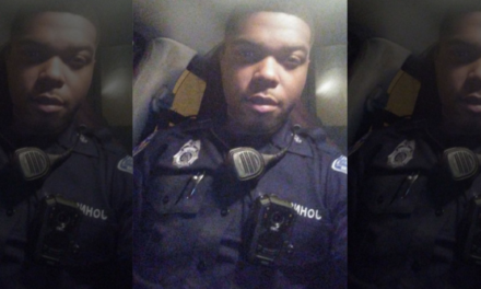 Forrest City Police Officer Sustains Fatal Gunshot Wound in His Own Home