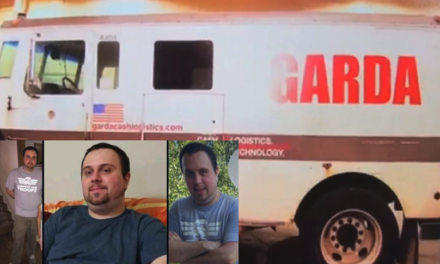Armored Truck Driver Disappeared With $850K