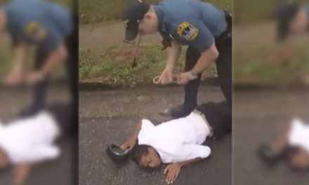 Georgia police officer terminated after striking fleeing suspect with police unit