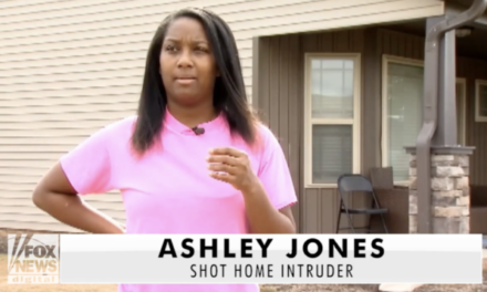 South Carolina mother shoots home invader: 'I would've killed him if I had to'