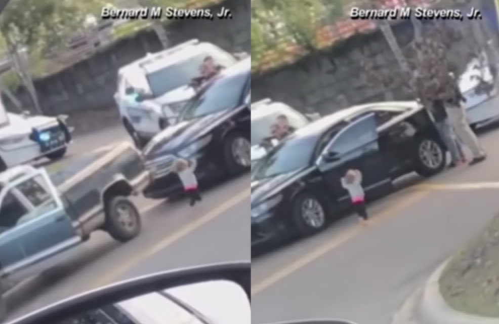 Video Shows Toddler With Hands up in Front of Officers During Arrest