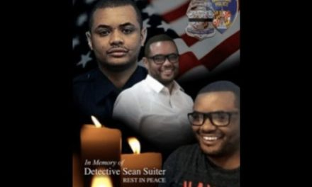 Mourning Baltimore Police Detective Sean Suiter, did you know him?