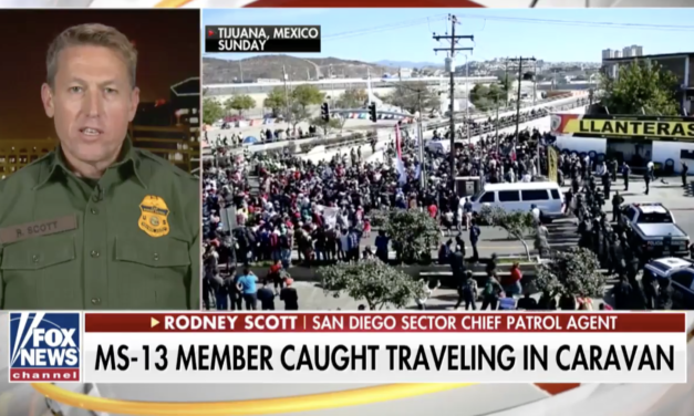 Border Patrol Nets Convicted Murderer, MS-13 Gang Member Among Caravan Migrants