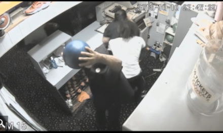 Bowling Ball Used in Vicious Assault