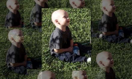 Vandals Try to Steal Joy of Dying Boy