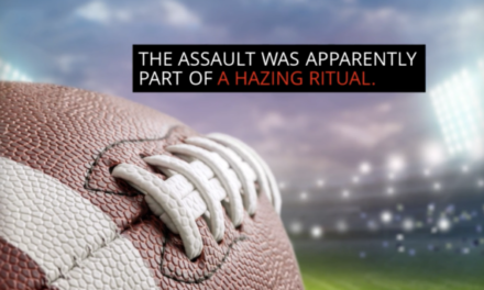 Broomstick used in sexual assaults as HS football players haze teammates