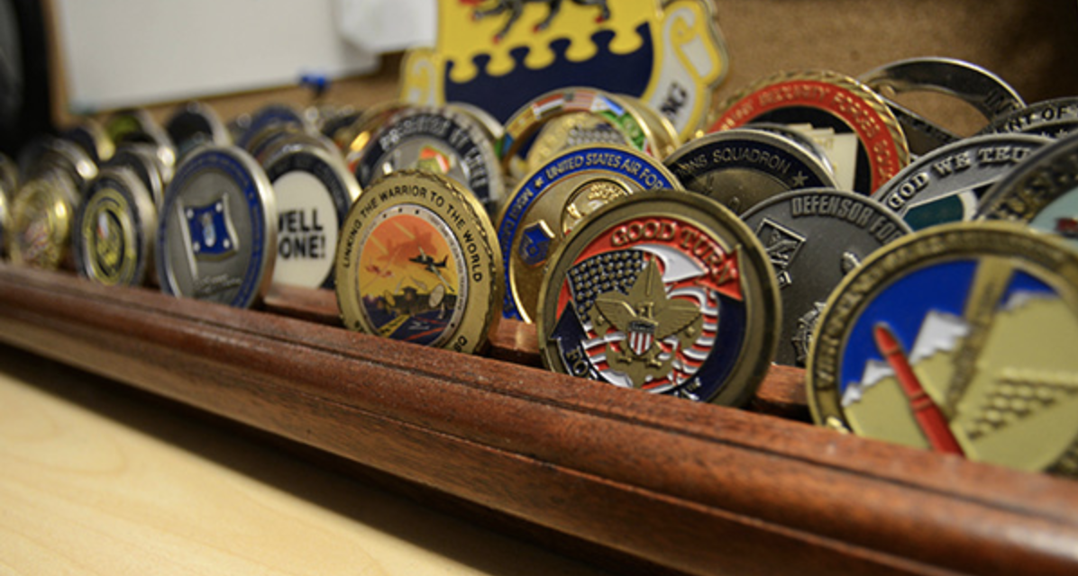 Challenge Coins Haters Gonna Hate