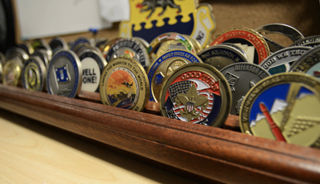 challenge coins haters