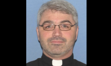Catholic Priest Arrested for Sexual Battery of a Minor