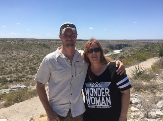 Mother, Son, and the Thin Blue Line