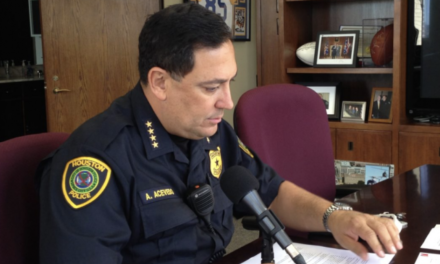 Houston Police Chief Art Acevedo Slams Inaction Following Santa Fe Murders