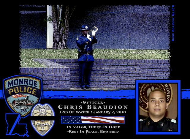 In Memoriam Officer Christopher Beaudion