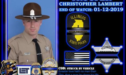 In Memoriam Trooper Christopher Lambert