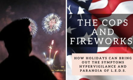 The Cops and Fireworks