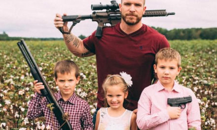 Should Graham Allen Have Been Attacked Over This Picture With His Kids?  Here's What You Didn't Know About Him.
