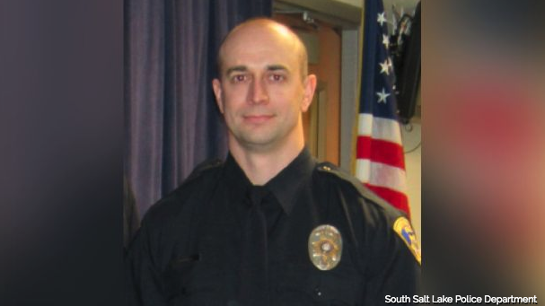 Confrontation Leads to Death of South Salt Lake Police Officer