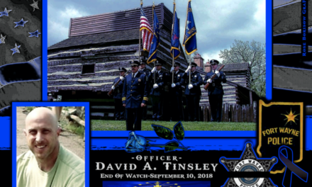 In Memoriam Officer David Tinsley