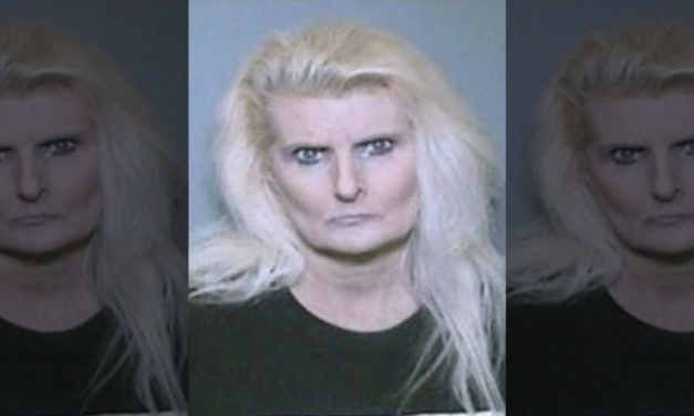 Woman gropes, robs bar patron pretending to be a cop
