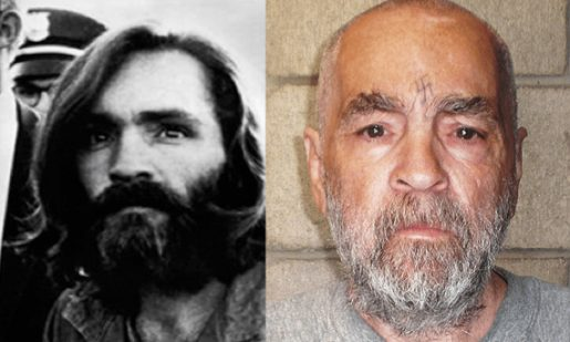 Charles Manson Is Dead