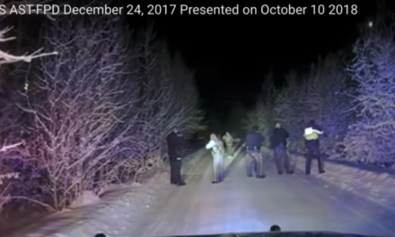 Fairbanks police release video of fatal shooting