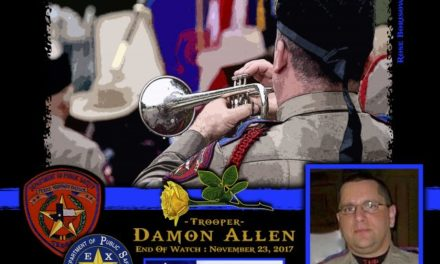 In Memoriam Trooper Damon Allen